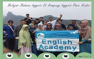 Belajar Bahasa Inggris Di Kampung Inggris Pare Kediri