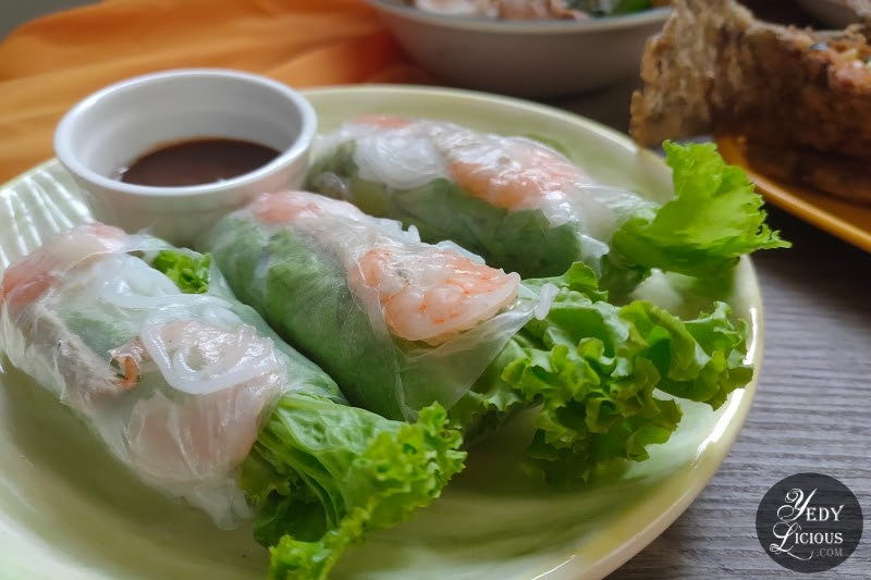 Saigon Corner PH Vietnamese Restaurant in Manila Philippines Blog Review, Saigon Corner PH Menu Price Address Contact No Delivery Facebook Instagram