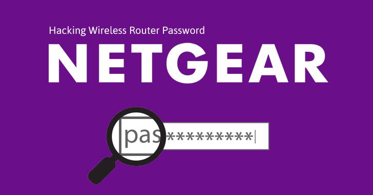 Netgear-router-password-hacking