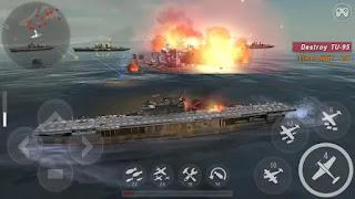 Jogo de navio de guerra para android com dinheiro infinio