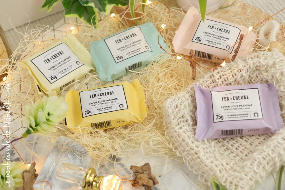 savon de Marseille parfumé