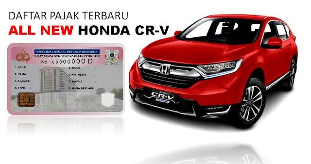 Daftar-Biaya-Pajak-All New-Honda-CRV-Terbaru-2020-update-2021