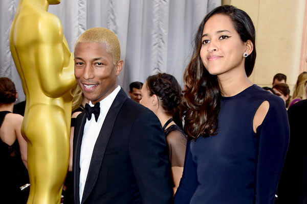 Pharrell Williams and wife welcome set of triplets