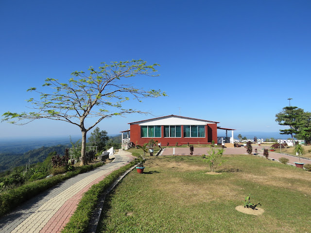 Nilgiri Hill Resort, Bandarban