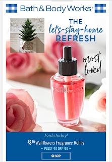 Bath & Body Works | Today's Email - October 16, 2019