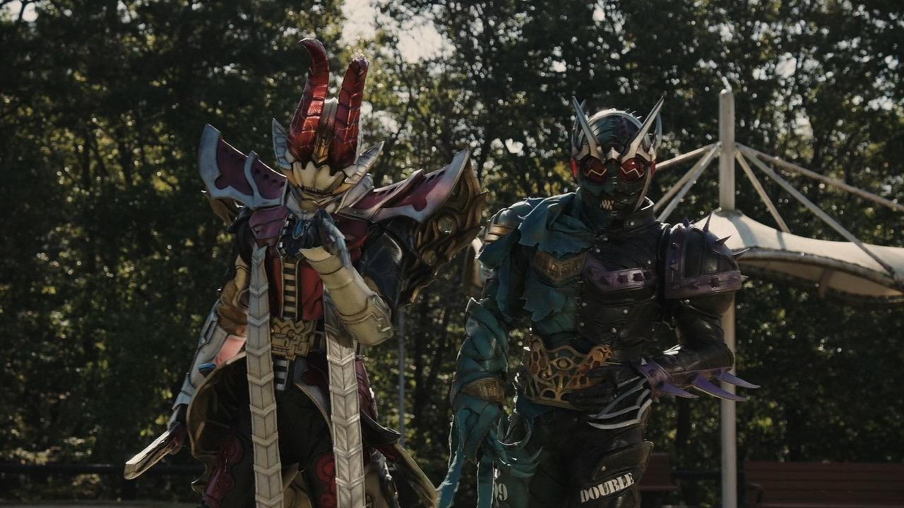 Kamen Rider Movie Finally Rides — Secretsydney