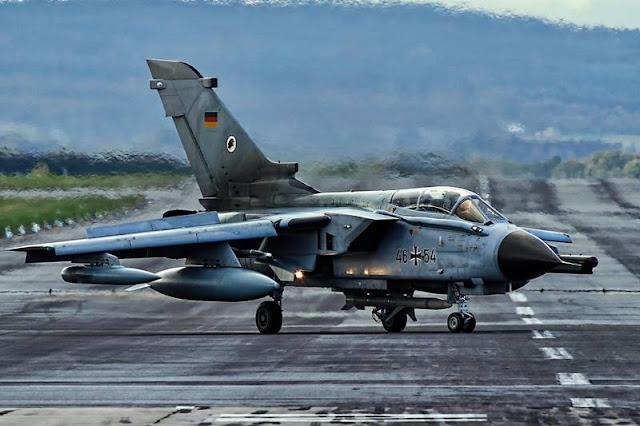 Saab upgrade German Tornados radar