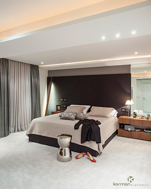 contemporary- double-bedroom