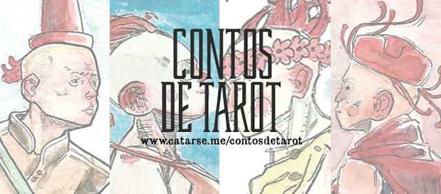 Antologia, contos, Tarot, livro