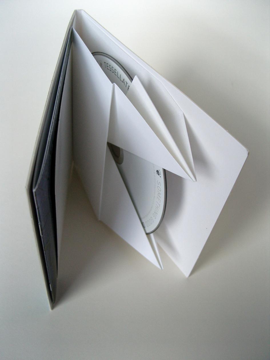 little man designs: Origami Album Sleeve - photo#25