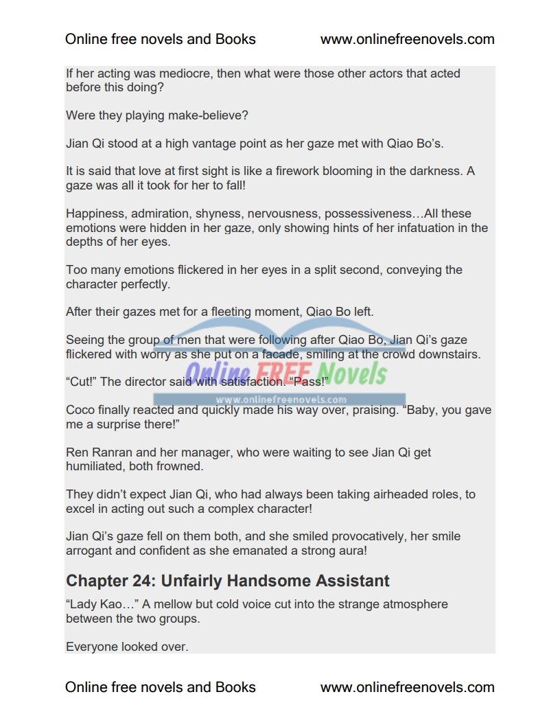 Beware Mr. Officer, Tread Carefully Chapter 21 To 25 PDF