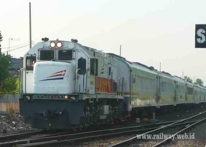 Kereta api tambahan lebaran 2015