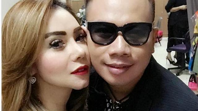 Cinta Femmy Permatasari dan Vicky Prasetyo Terhalang Perbedaan Keyakinan?