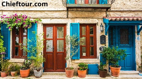 Alacati, Turkish attractions: