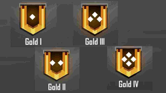 Rank gold ff