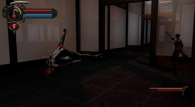 Bloodrayne 2 Terminal Cut Gameplay Images