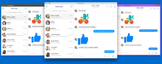 Download Facebook Messenger 2018 Latest Version