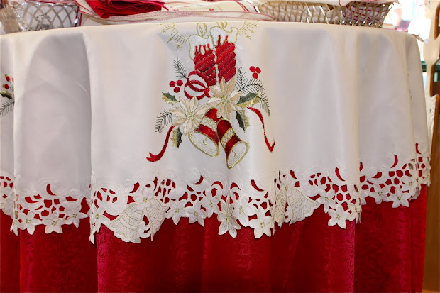 Sweet Southern Days Fall And Christmas Tablecloths