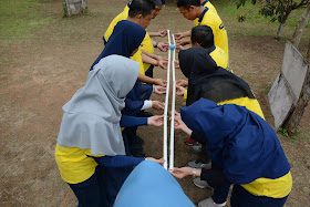 Outbound villa bambu kuning