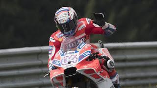 MOTO GP - Dovizioso aprieta el Mundial ganando en Austria