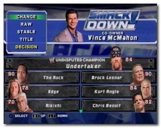 WWE Smackdown Shut Your Mouth Game Setup Download