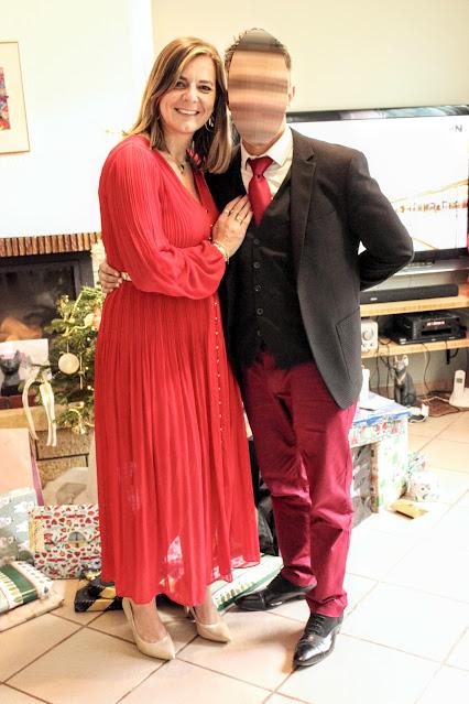 look de fêtes, noel, merry christmas, les petites bulles de ma vie