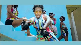 Qboy Msafi - Kichuna (EXPLICIT)