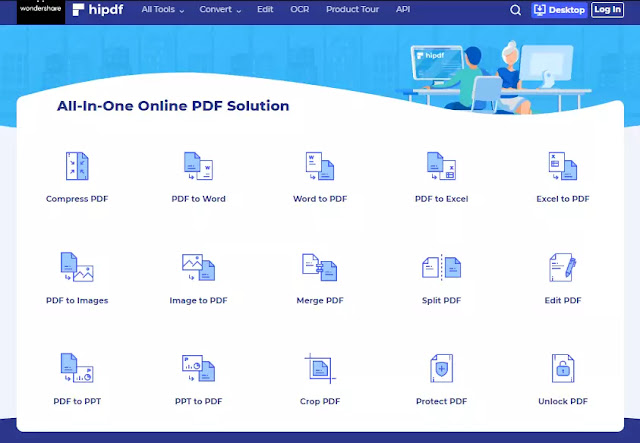 Convert PDF to Word for Free Online