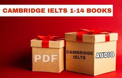 cambridge ielts all books
