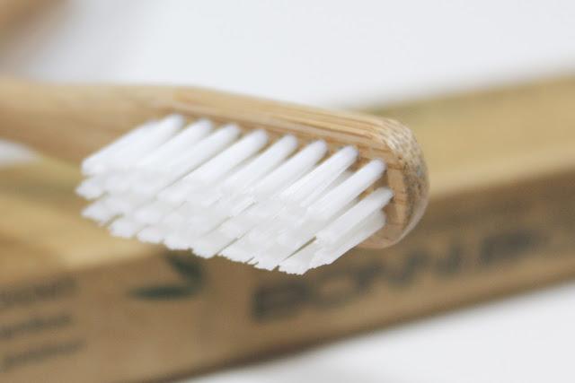 brosse à dents BONNI bambou éthique solidaire