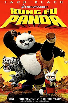 Kung Fu Panda 2008 Dual Audio Hindi 720p BluRay 1GB