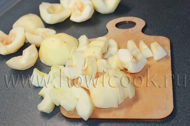 рецепт яблочного крамбла от джейми оливера с пошаговыми фото