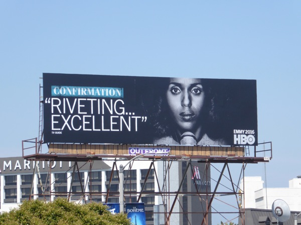 Confirmation HBO Films Emmy 2016 consideration billboard