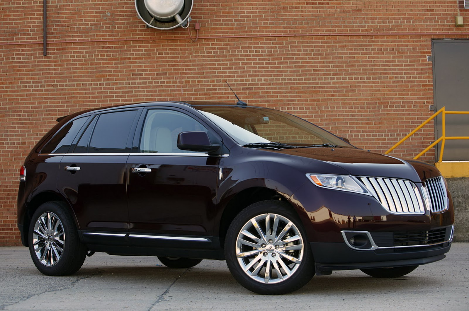 World Car Wallpapers: 2012 Lincoln Mkx