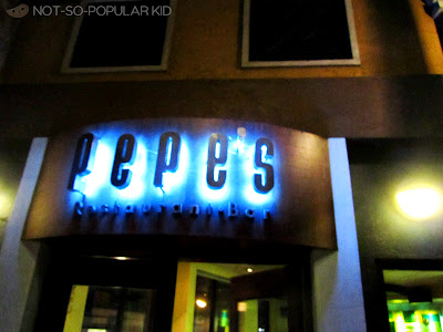 Pepe's Restaurant and Bar in Bacolod