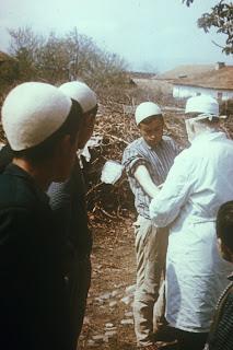 Brote de viruela en Yugoslavia de 1972