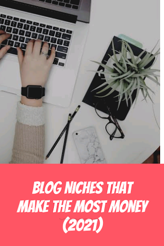 Most profitable Blog Niches That Make The Most Money (2021)