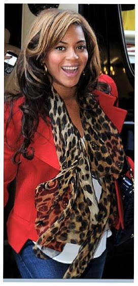 Beyonce fashion