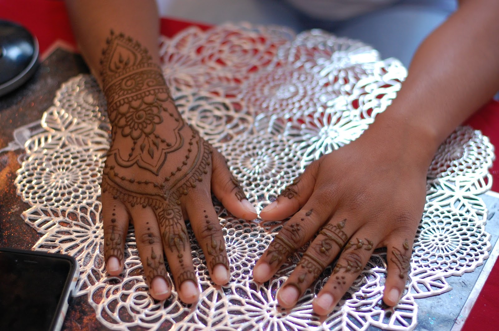 Mehndi Henna Care : Mehndi adventures with thehennalady