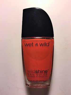 wet n wild Wildshine Nail Color in Nuclear War