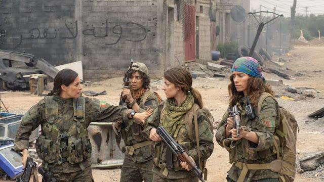 Biệt Đội Nữ Quân - Sisters In Arms (2019) Big