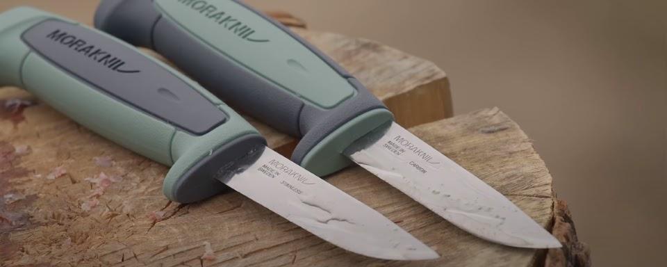 ножі Morakniv Basic 511 та Morakniv Basic 546 Limited Edition 2021