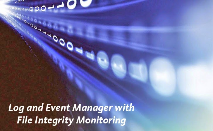 Log and Event Manager now with File Integrity Monitoring