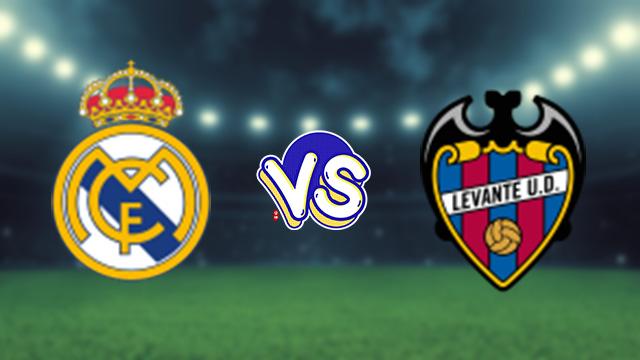 ريال مدريد ضد ليفانتي