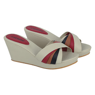 Sandal Wedges Wanita Catenzo AY 583