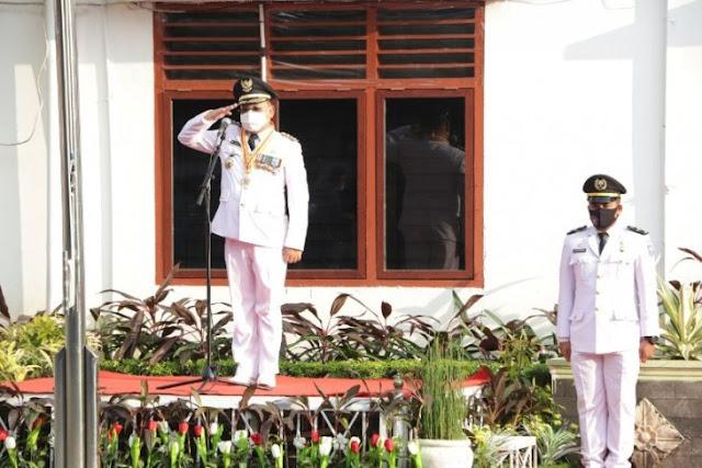HUT Ke-75 RI,  Detik-detik Proklamasi di Kota Binjai berlangsung Singkat