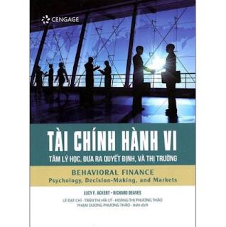 Tài chính hành vi (Behavioral Finance) ebook PDF EPUB AWZ3 PRC MOBI