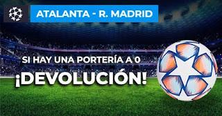 Paston promo Atalanta vs Real Madrid 24-2-2021