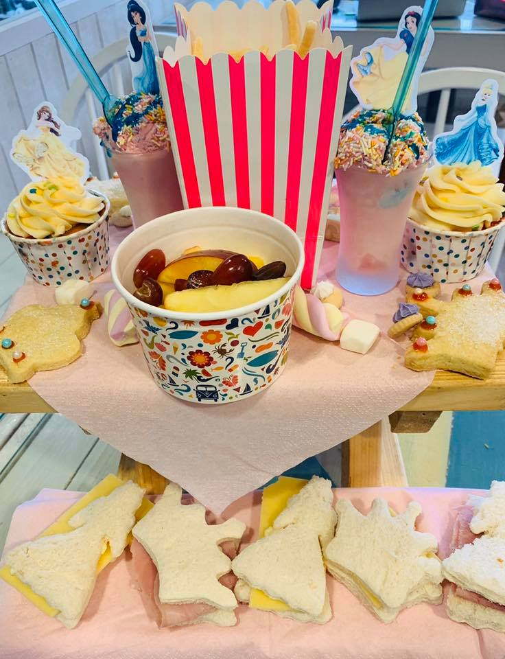 20+ Places you can book Children's Afternoon Tea in North East England - creams of seaham