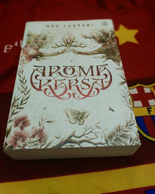 Aroma Karsa, Sebuah Novel Karya Dee Lestari
